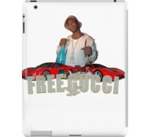 FREE GUCCI iPad Case/Skin