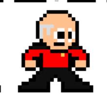 8-bit ST:TNG Sticker