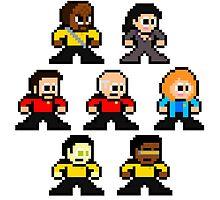 8-bit ST:TNG by 8 Bit Hero