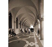 Il Palazzo Ducale Photographic Print