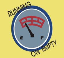RUNNING ON EMPTY by Cheryl Hall