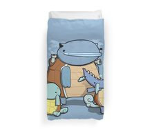 Number 7, 8 and 9! Duvet Cover