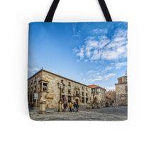 Cathedral Square in Avila Tote Bag