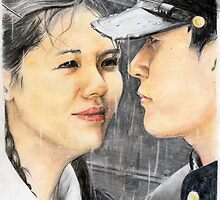 tears and love by Rathiulung Elias Khangchien