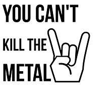 You cannot kill the metal. by 2monthsoff