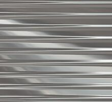 Corrugated Chrome #1 by Vandarque