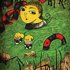 In the bog by kipishiux