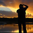 Sunset Photographer by Izak van der Merwe