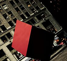 Balancing Act by Jonathan Yeo
