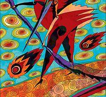 Firebird by Lyuda