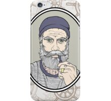 Salty Sea Dog iPhone Case/Skin