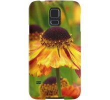 Day's Eye! - Black Eyed Susan - Cone Flower NZ Samsung Galaxy Case/Skin