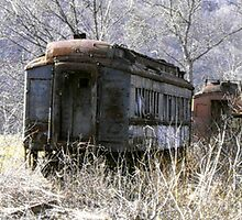 End of the Line by Jim Sugrue