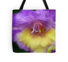 Splendid Beauty! - Gladiolus Flower - Gore NZ Tote Bag