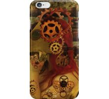 God-like Machine iPhone Case/Skin