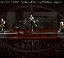 U2 360 Tour 2011 by HellGateStudios