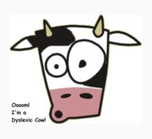 Dyslexic Cow by Glenn Esau