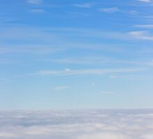 Above the Clouds by kaianni