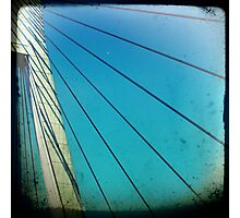 Anzac Bridge Photographic Print