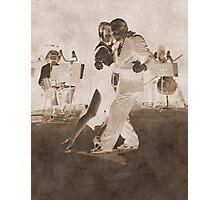 The Art of Tango 2 Photographic Print