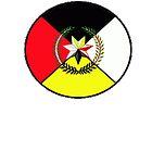 Cherokee Medicine Wheel by Sorage55
