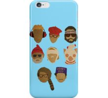 Wes Anderson's Hats iPhone Case/Skin