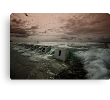 Surge Canvas Print
