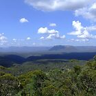 Blue Mountains by pedroski