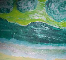 Green Rolling Hills by karen66