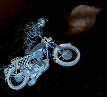 Biker by Efi Keren