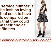 Asos Customer Service-Serving 237 Countries by alanwatsons