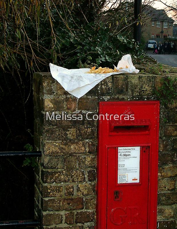 British Corner by Melissa Contreras
