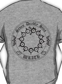 Wrath, The Dragon T-Shirt