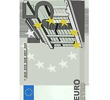 5 Euro Note Bill by Nornberg77