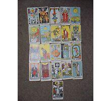 The Tarot  Photographic Print