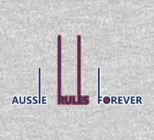 Footscray / Western Bulldogs - Aussie Rules Forever Kids Clothes