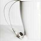 cup/earphones #1 by dietpop