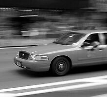 Taxi by Geoff White