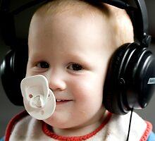 DJ Baby by Sarah Moore
