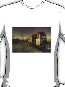 Pula Graffiti train  T-Shirt