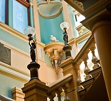 Beautiful Staircase by DavidsArt