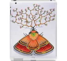 tree - moth iPad Case/Skin