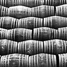 Whisky Barrels by Geoff White