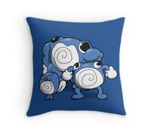 Number 60, 61 and 62 Throw Pillow