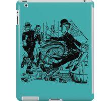 Trance Figured iPad Case/Skin