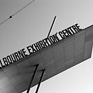 The Melbourne Exhibition Centre by Geoff White