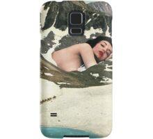 Winter migration Samsung Galaxy Case/Skin