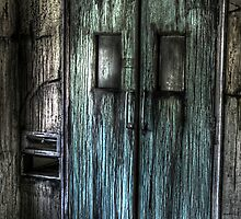 Bleeding Door by Richard Shepherd