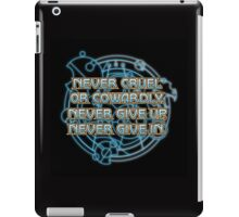 The Doctor's Promise iPad Case/Skin