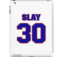 National football player Darius Slay jersey 30 iPad Case/Skin